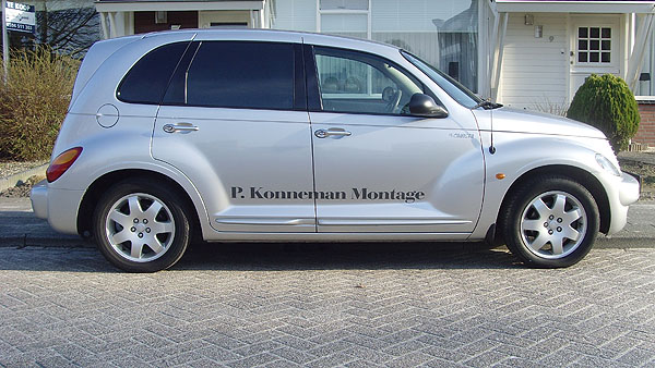 Chrysler  PT Cruiser 2000-2008 2.2 CRD 121